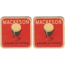 Mackeson No.019