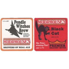 Moorhouses Burnley Brewery No.010