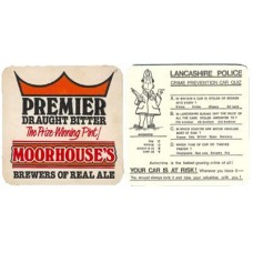 Moorhouses Burnley Brewery No.007