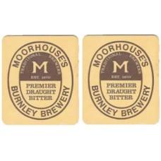 Moorhouses Burnley Brewery No.001