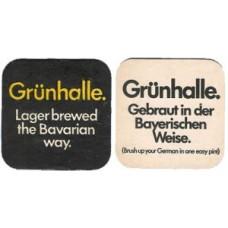 Grunhalle Lager No.011