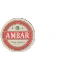 Ambar Cerveza Spain (La Zaragozana) No.c001
