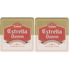 Estrella Damm Cerveza Spain (Damm SA) No.s001