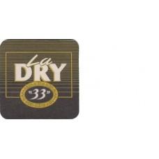 La Dry 33 France (Brasserie Heineken) No.s001
