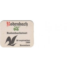 Rodenbach Belgium (Brouwerij Rodenbach) No.sh001