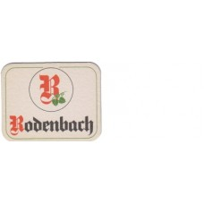 Rodenbach Belgium (Brouwerij Rodenbach) No.sh004