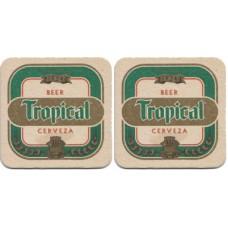 Tropical Cerveza Spain (Compañía Cervecería de Canarias) No.s002