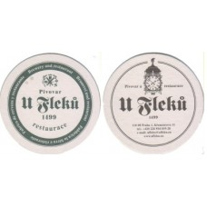 U Fleki Czech (Pivovar a Restaurace U Fleků) No.c001