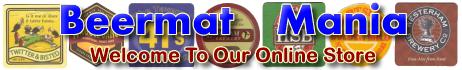 Beermat Mania Online Store